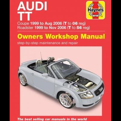 Audi TT (99 to 06)