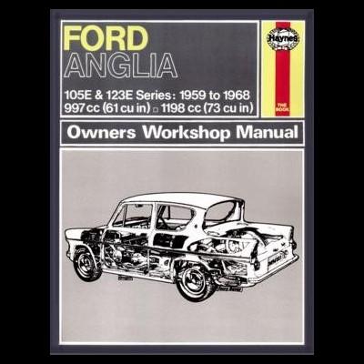 Ford Anglia 1959-68