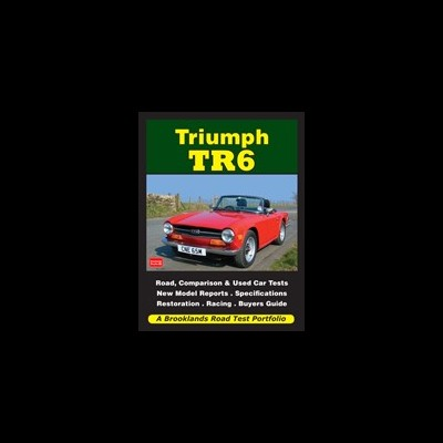 Triumph TR6 Gold Portfolio 1969-76