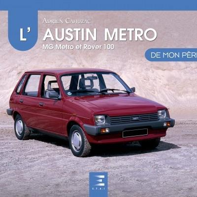 L' Austin Metro de mon pere
