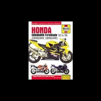 Honda CBR900RR FireBlade 2000-03