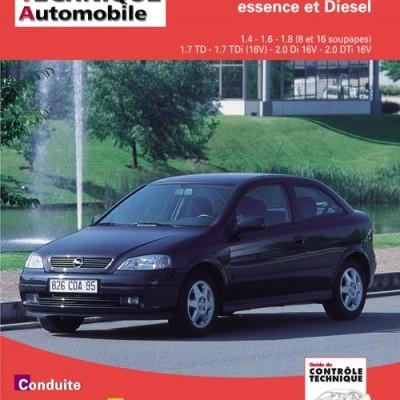 Opel Astra G Gasolina/D/TD desde Abr-1998 (RTA740)