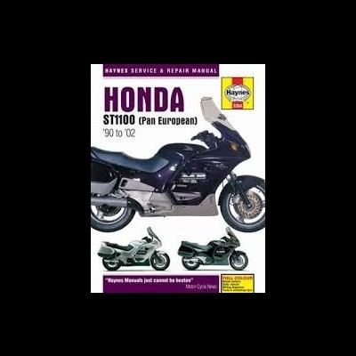 Honda ST 1100 Pan European 1990-02