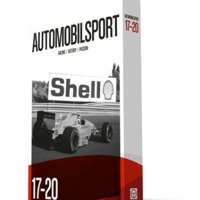 Automobilsport Slipcase 5 #17-#20