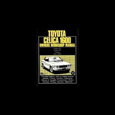 Toyota Celica 16000GT/ST Carina 1971-77