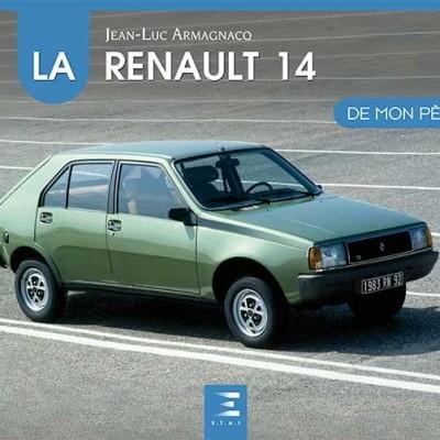 La Renault 14 de Mon Pére