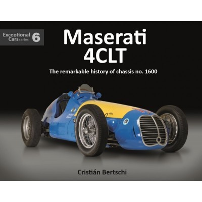 Maserati 4CLT - Remarkable history of chassis 1600