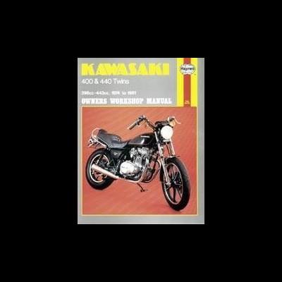 Kawasaki 400 & 440 Twins 1974-81