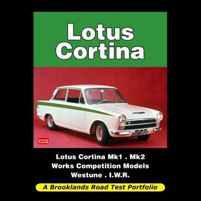 Lotus Cortina MK1 - MK2 Road Test Portfolio