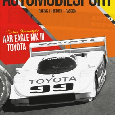 AAR Eagle MKIII Toyota (Vol. 20 Automobilsport)