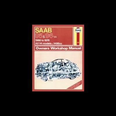 Saab 95 & 96 1966-76