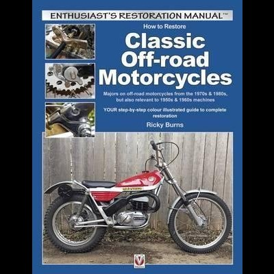 How to restore classic Off Road Motorcycles