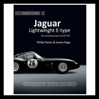 Jaguar Lightweigh E-type - autobiography of 49 FXN