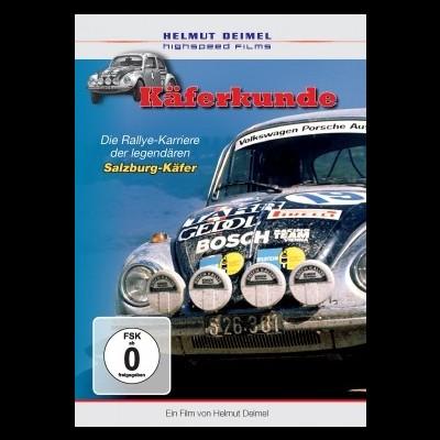 Power Beetle: Legendary Salzburg Rally Beetle DVD