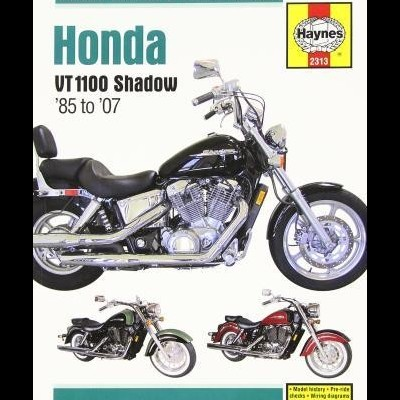 Honda VT1100 Shadow 1985-07
