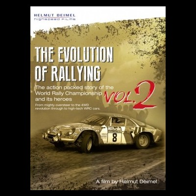Evolution of Rallying DVD Vol. 2