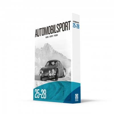 Automobilsport Slipcase 7 #25-#28