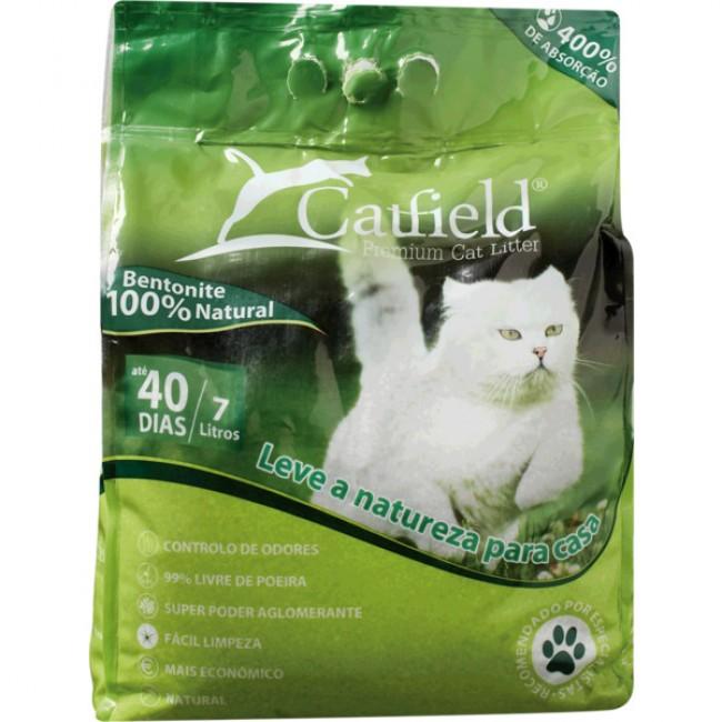 Catfield Natural 7 Litros
