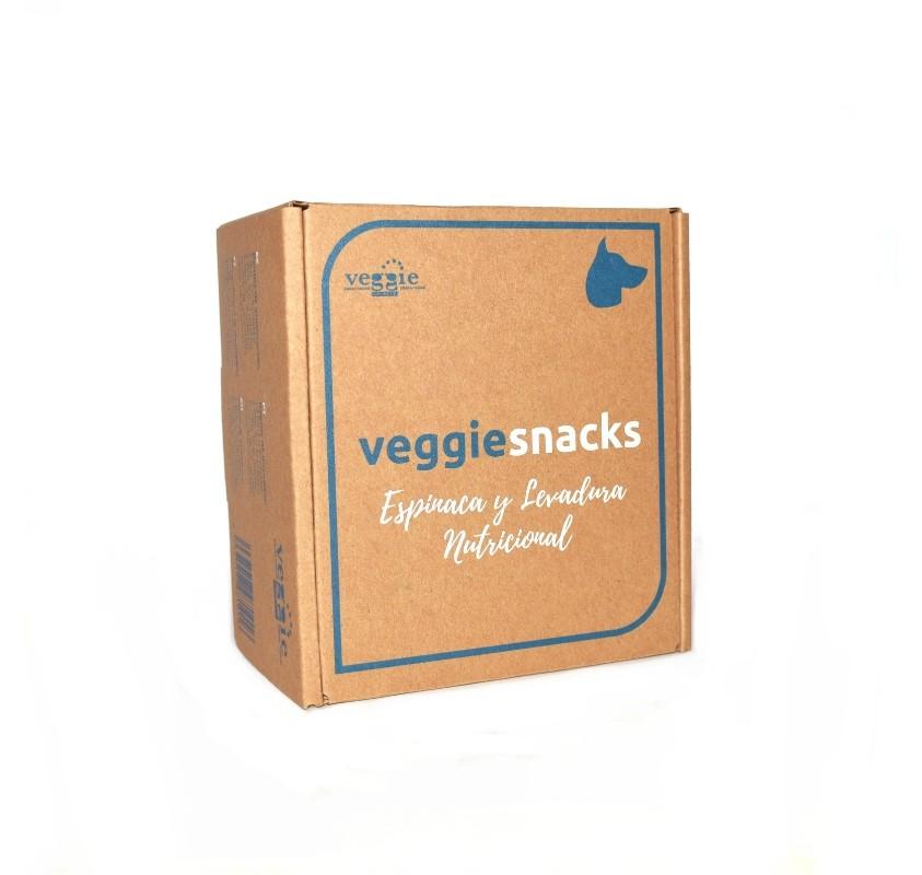 VeggieSnacks Espinafres E Levedura Nutricional