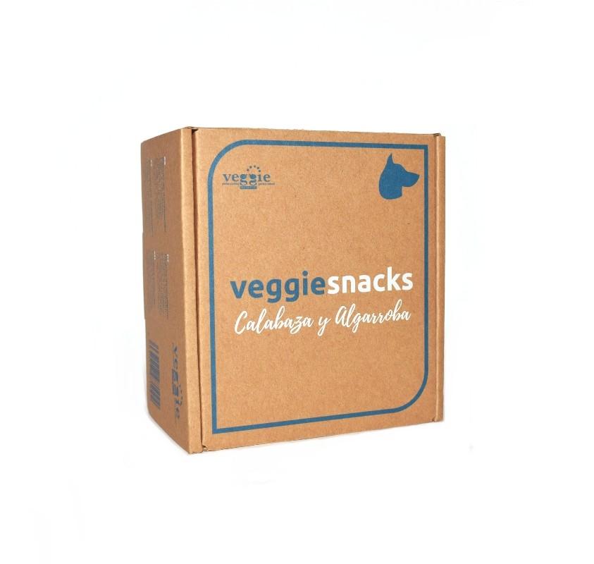 VeggieSnacks Abóbora E Alfarroba