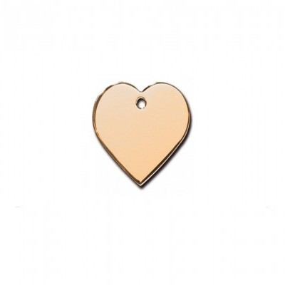 Coração Dourado
