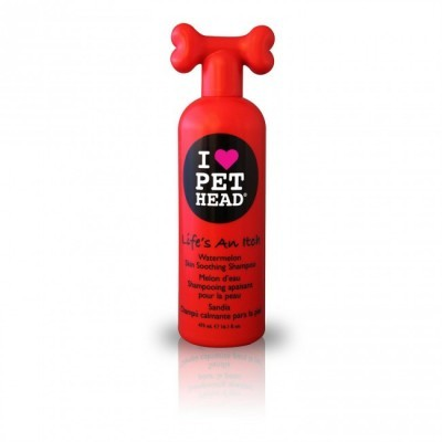 PET HEAD Lifes An Itch Shampoo 475ml