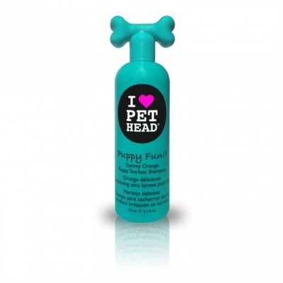 PET HEAD Puppy Fun Shampoo 475 ml