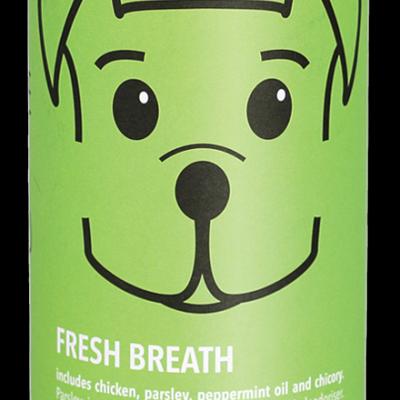 Tubo Snacks FRESH BREATH (HIGIENE ORAL & TÁRTARO) 125 g