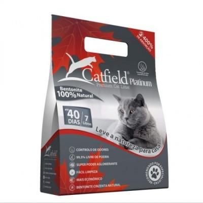 CatField Litter Platinum 7 Litros
