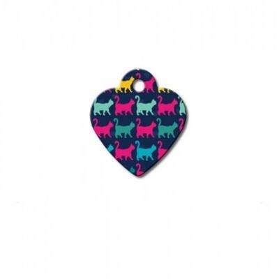Coração MultiGatos