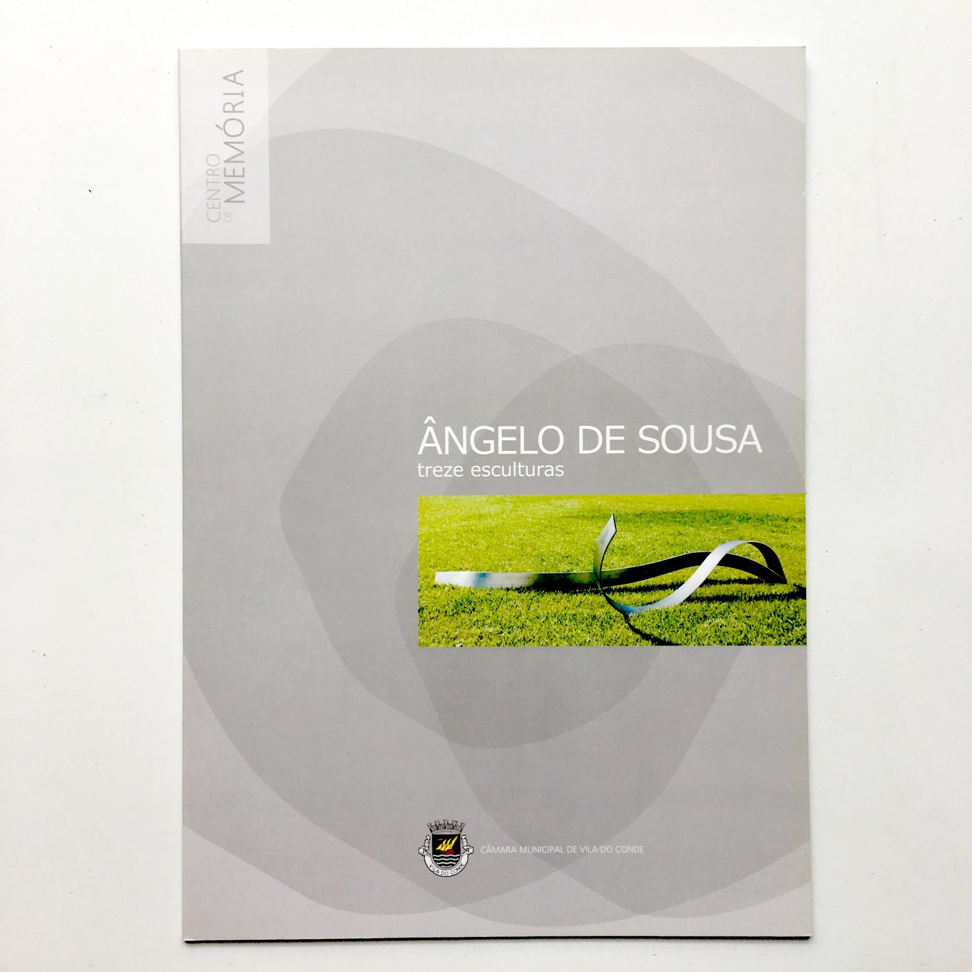 Ângelo de Sousa: treze esculturas