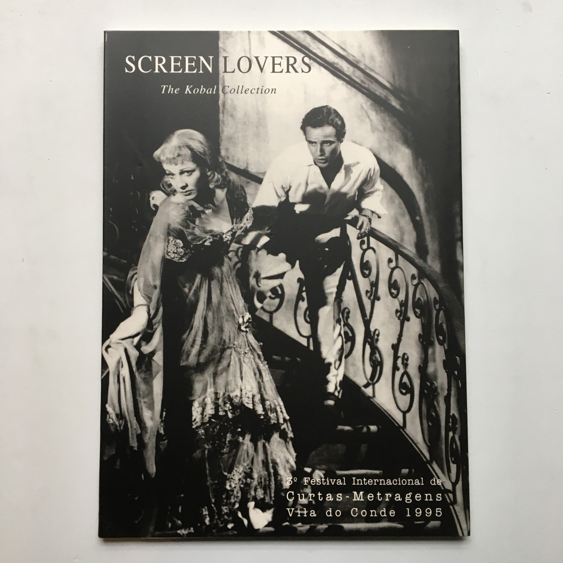 Screen Lovers: The Kobal Collection