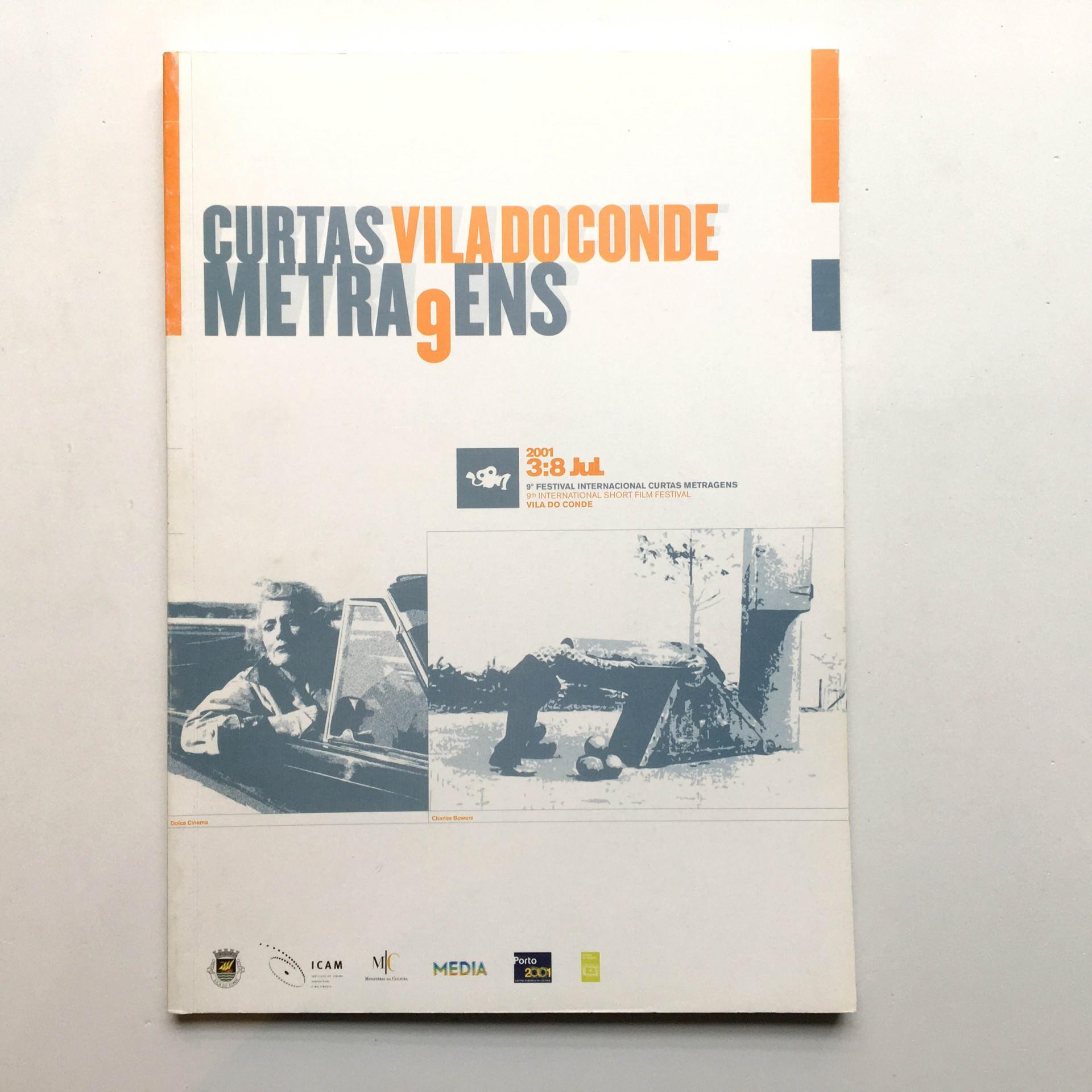 Catálogo 9º Curtas Vila do Conde