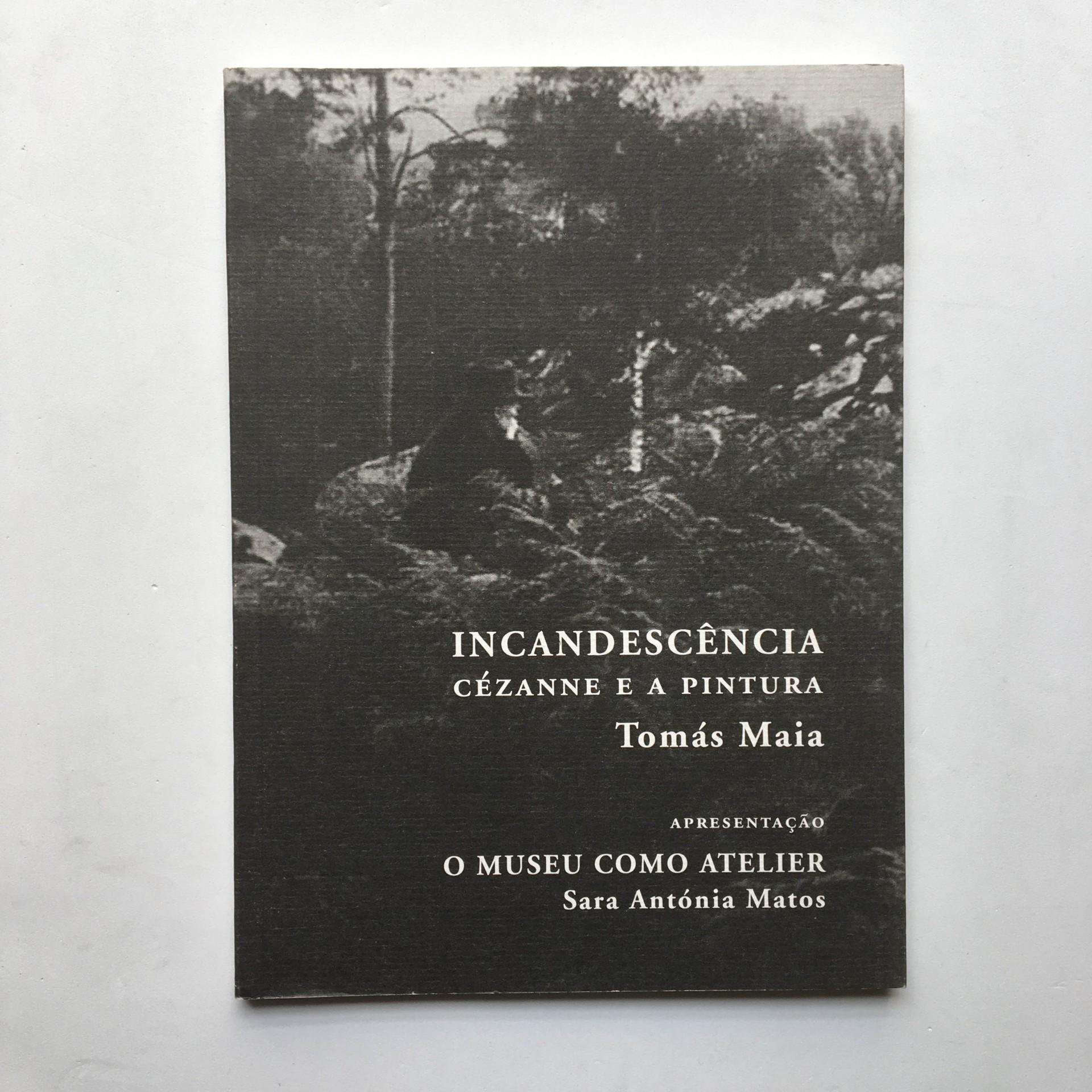 Incandescência: Cézanne e a pintura