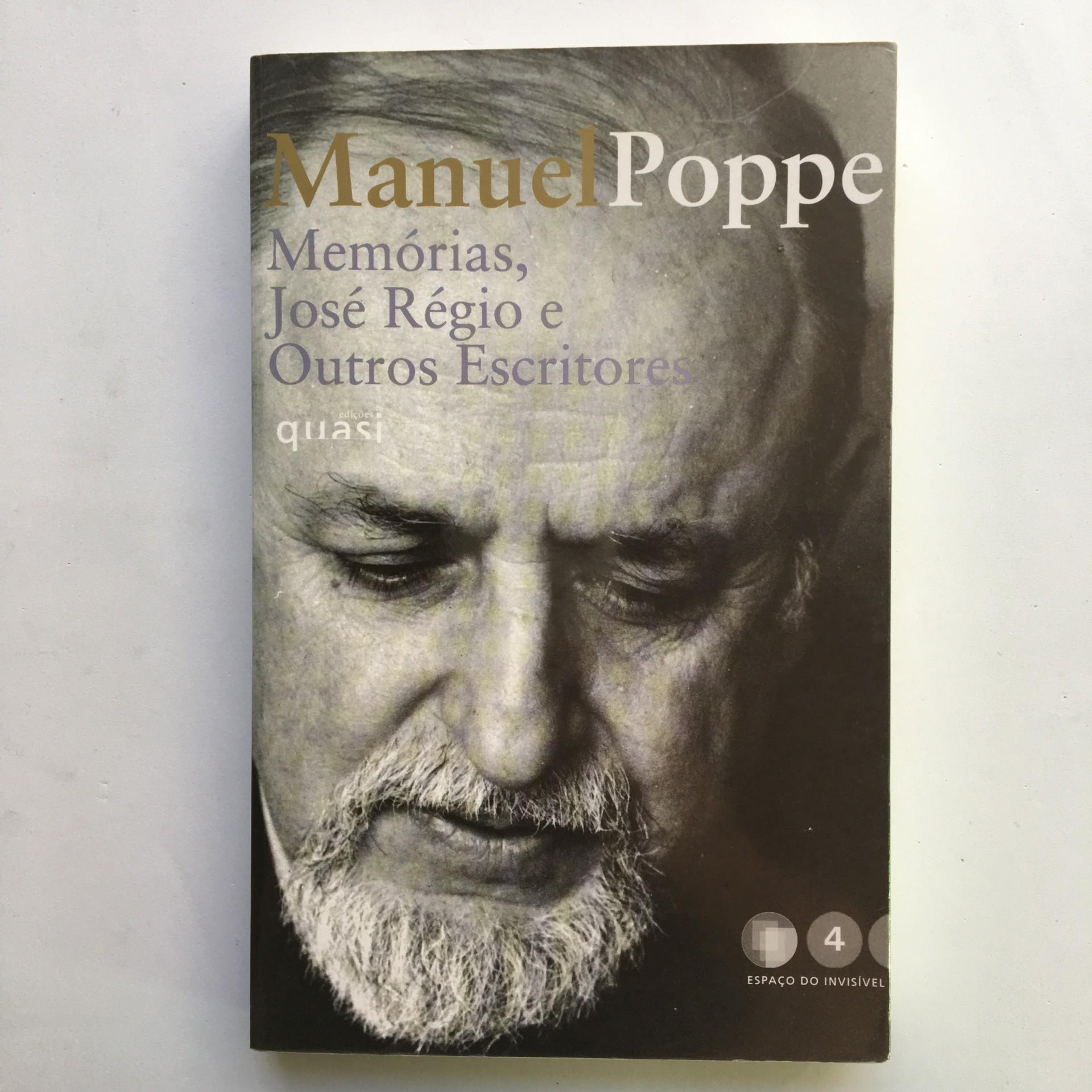 Memórias, José Régio e Outros Escritores