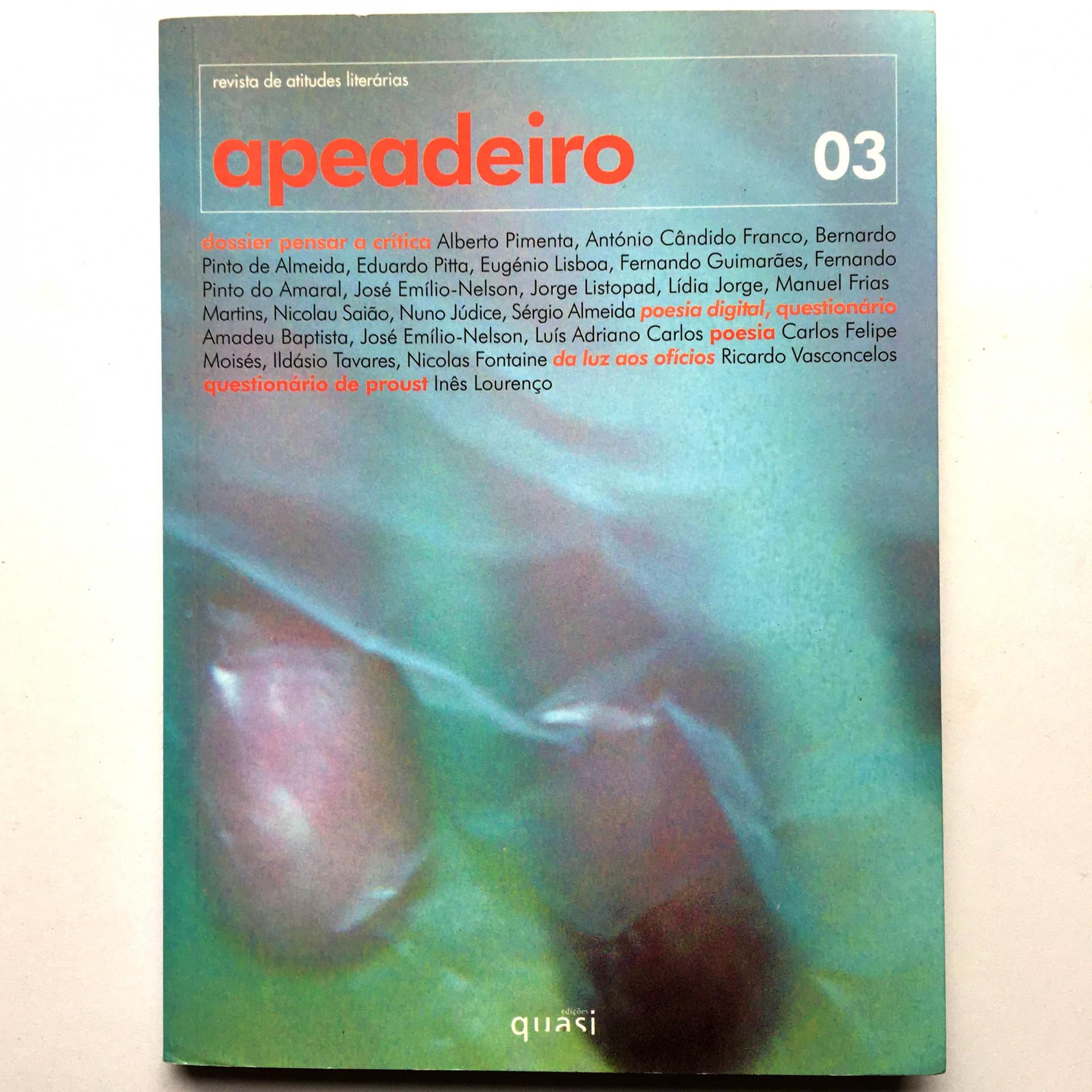 Revista Apeadeiro 03