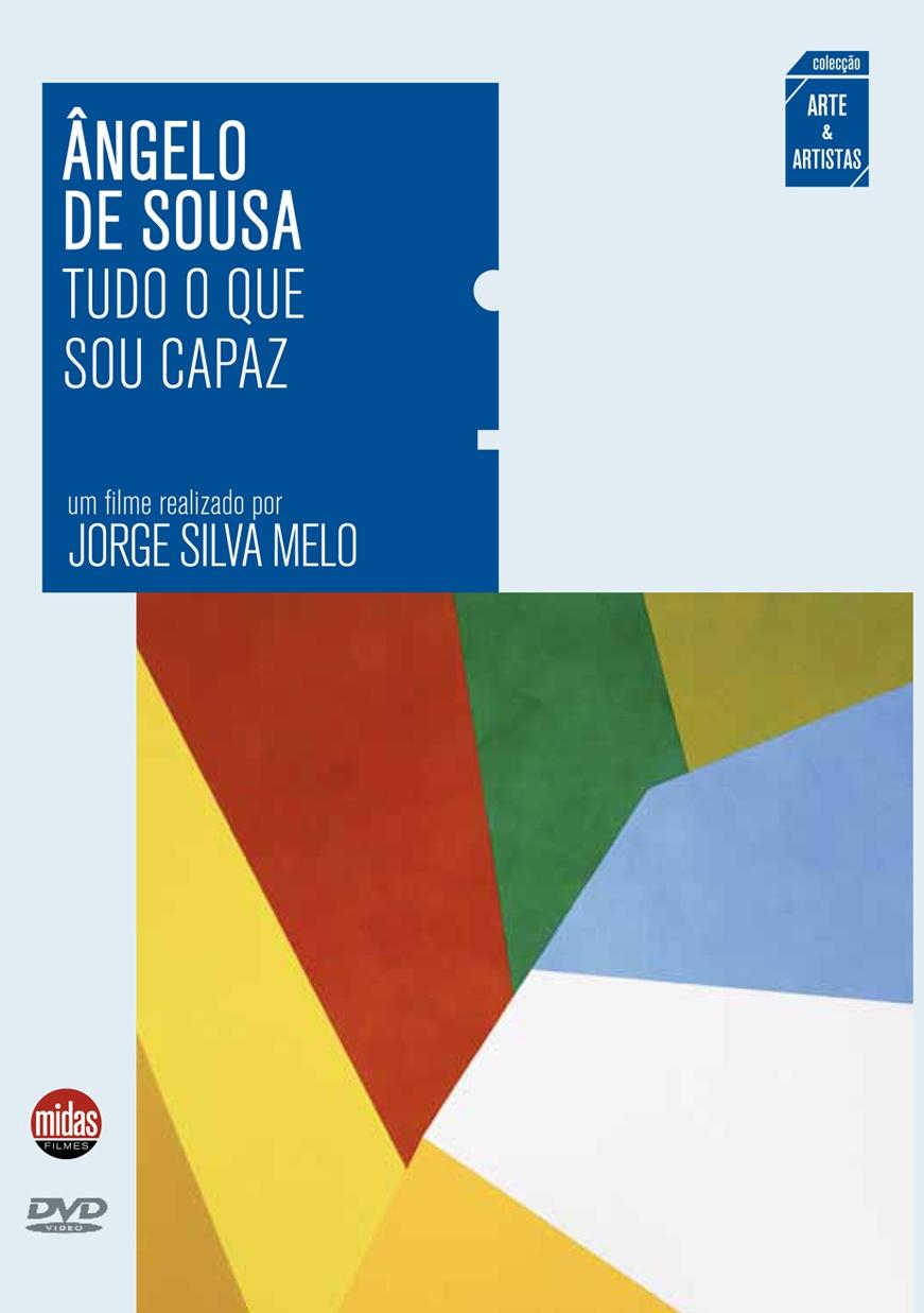Ângelo de Sousa: tudo o que sou capaz