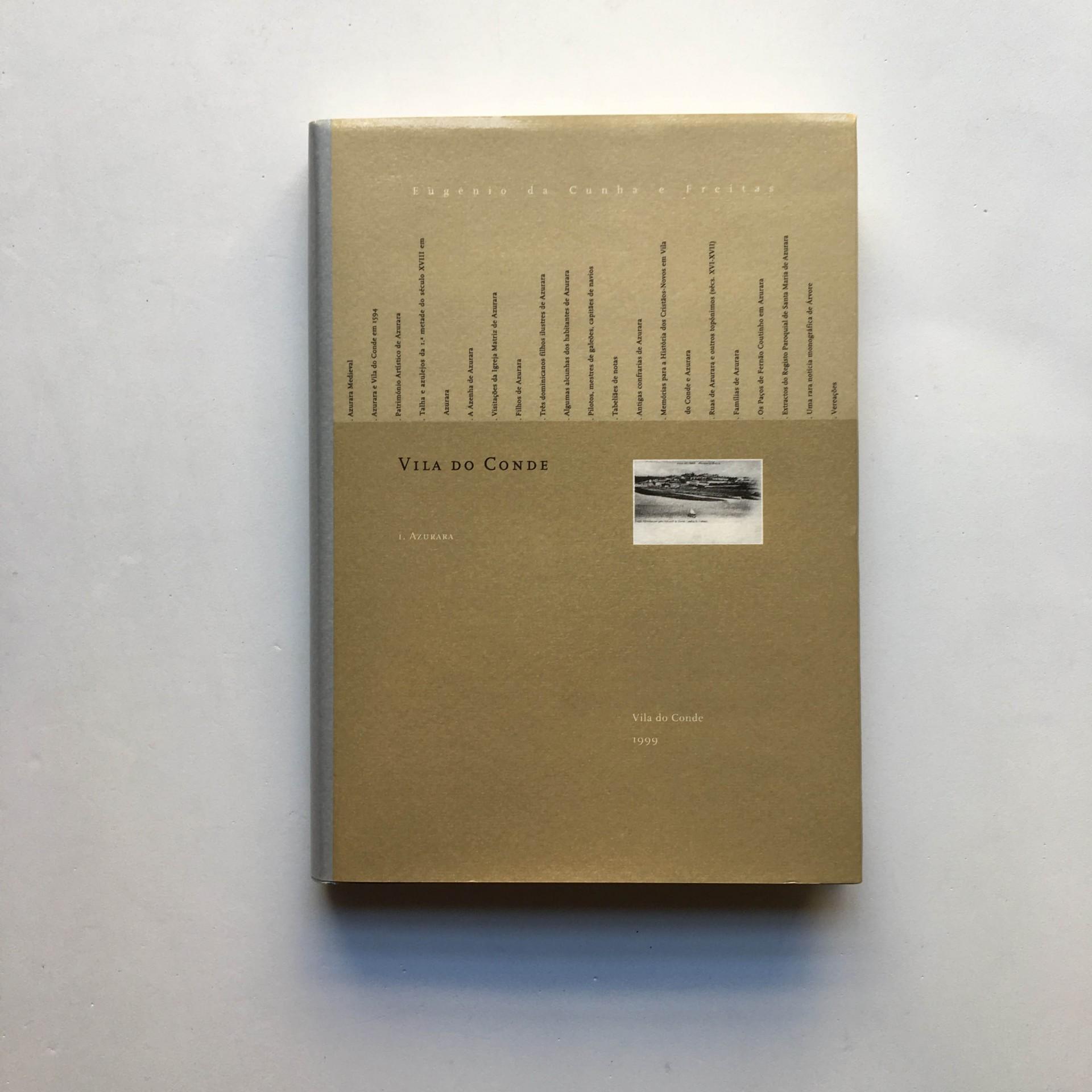 Vila do Conde: 1. Azurara (capa dura)