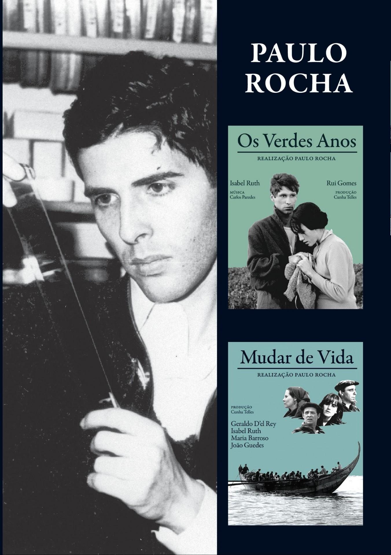 Paulo Rocha: edição de coleccionador