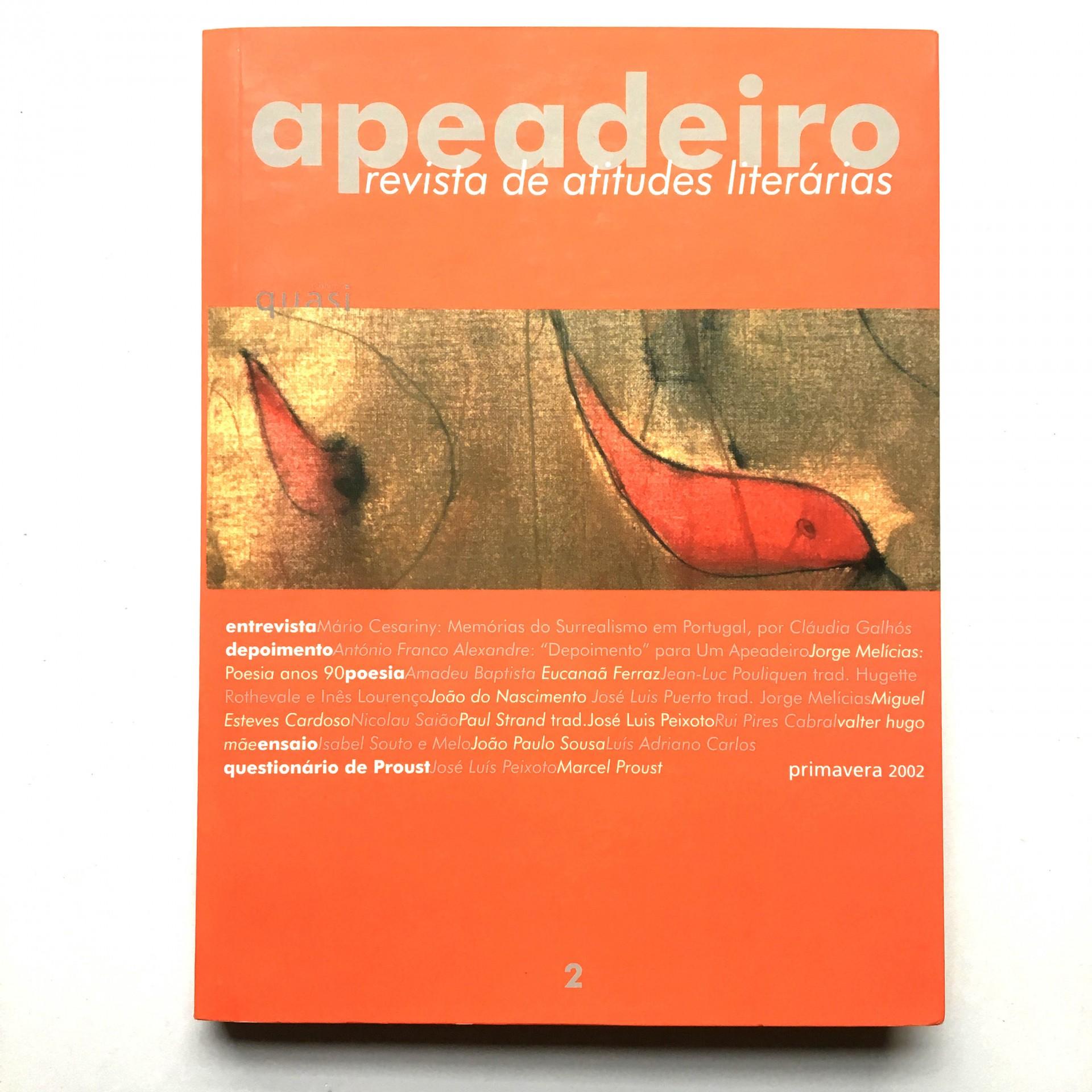 Apeadeiro 02 revista de atitudes literárias