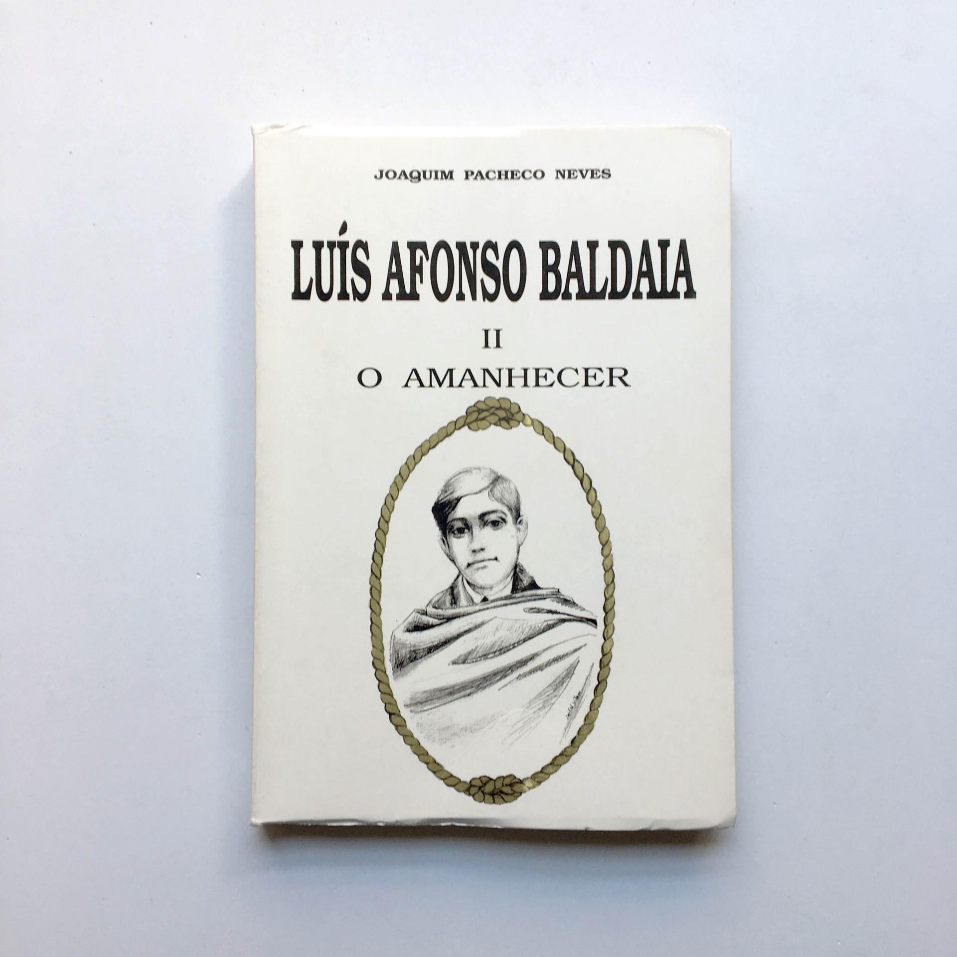 Luís Afonso Baldaia II O Amanhecer