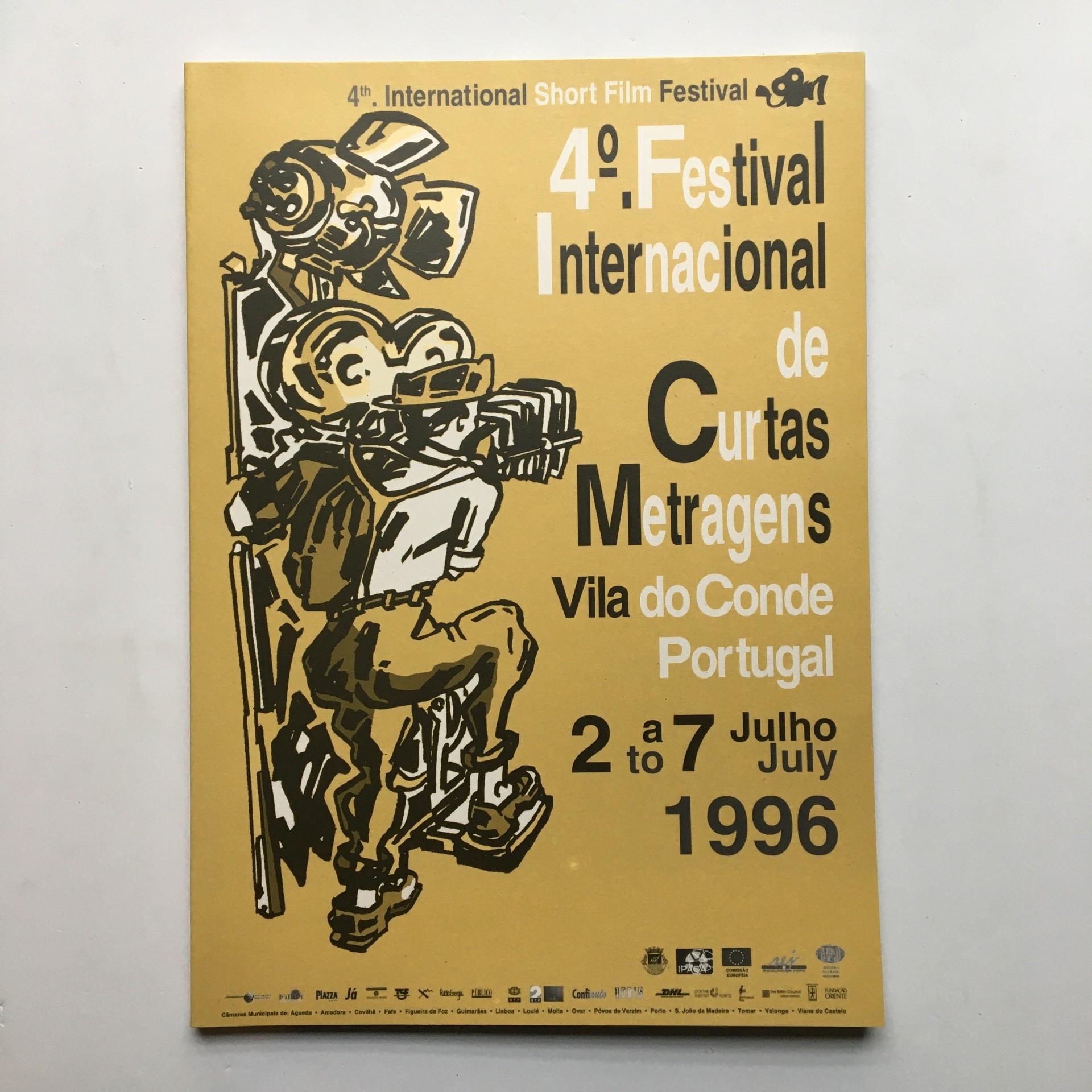Catálogo 4º Curtas Vila do Conde