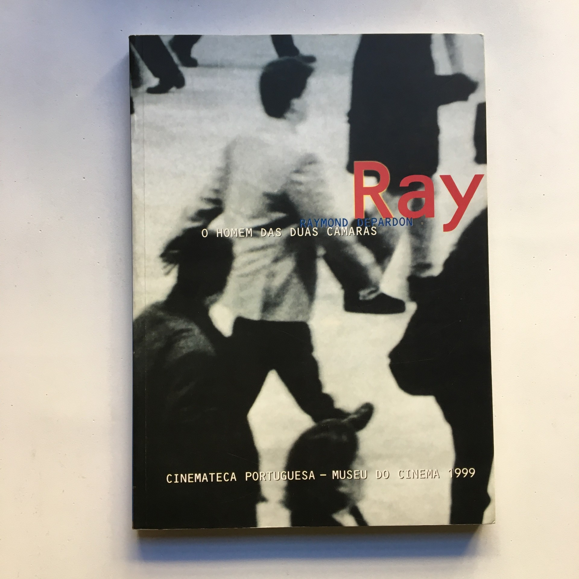 Raymond Depardon: o homem das duas câmaras