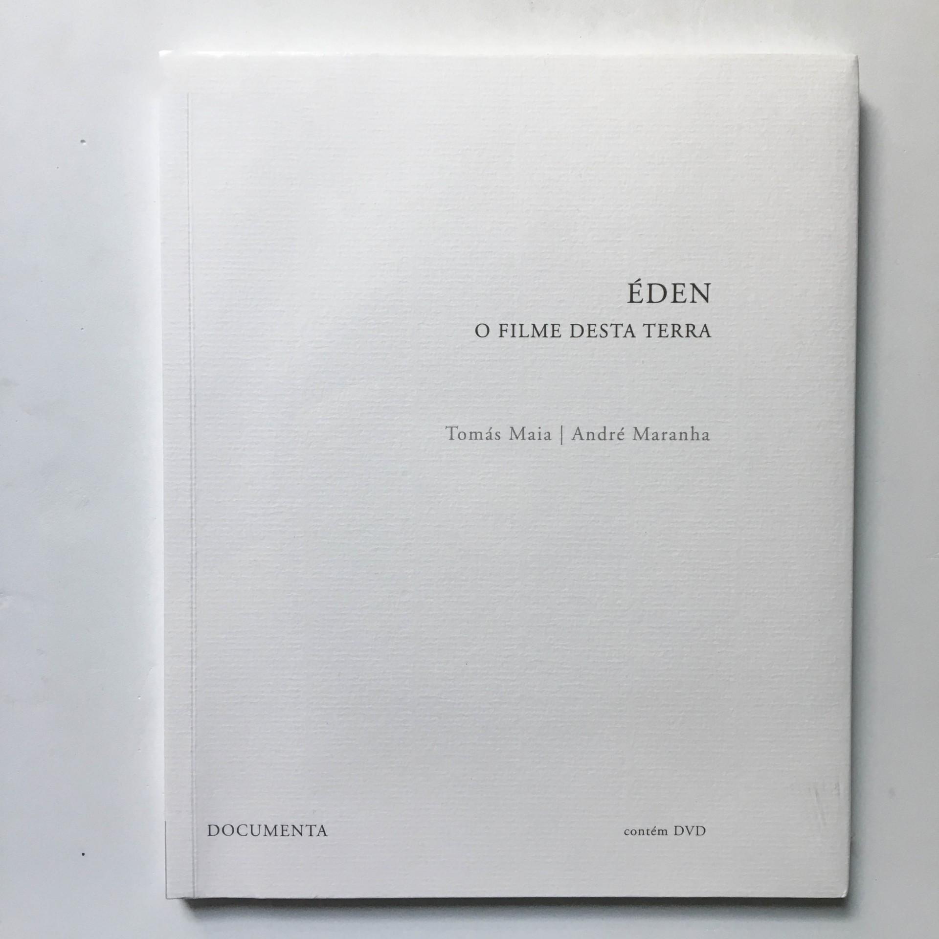 Éden (livro + DVD)