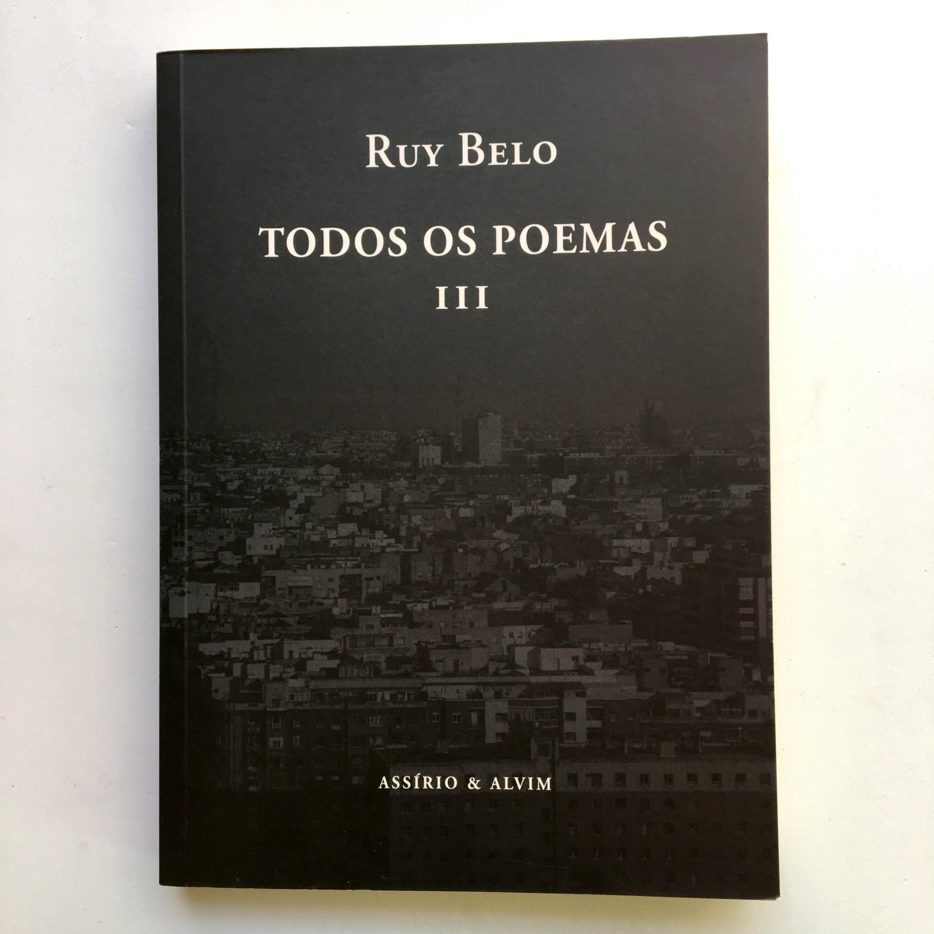 Todos os poemas III