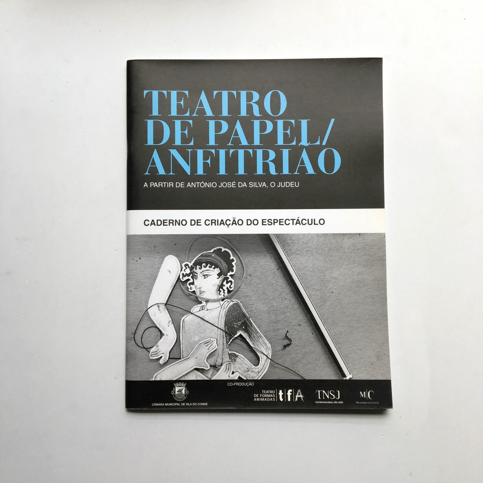Teatro de Papel / Anfitrião