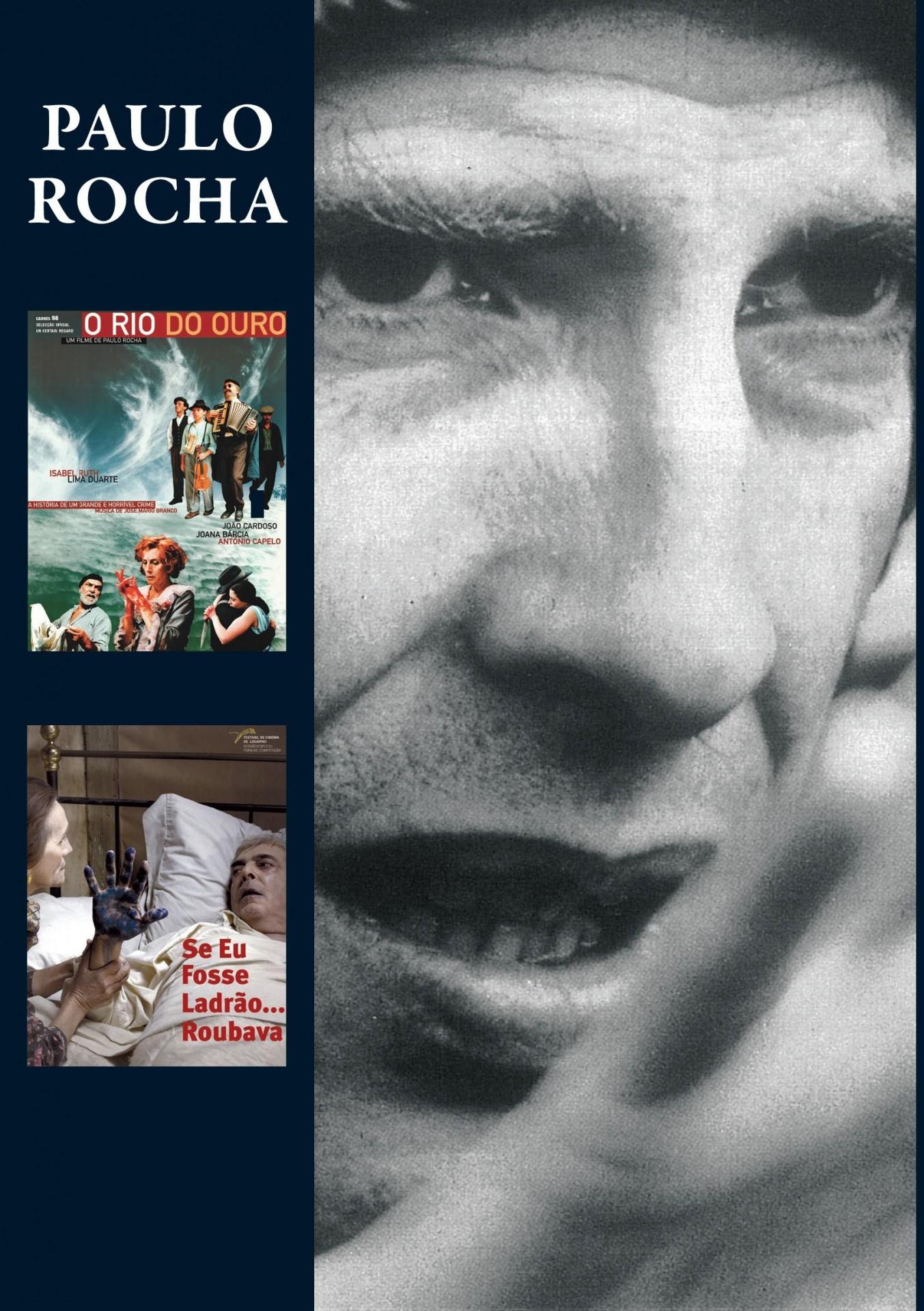 Paulo Rocha: edição de coleccionador II