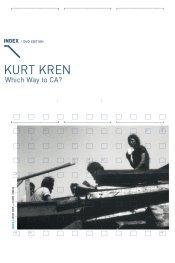 Kurt Kren: Which Way to CA?