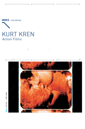 Kurt Kren: Action Films