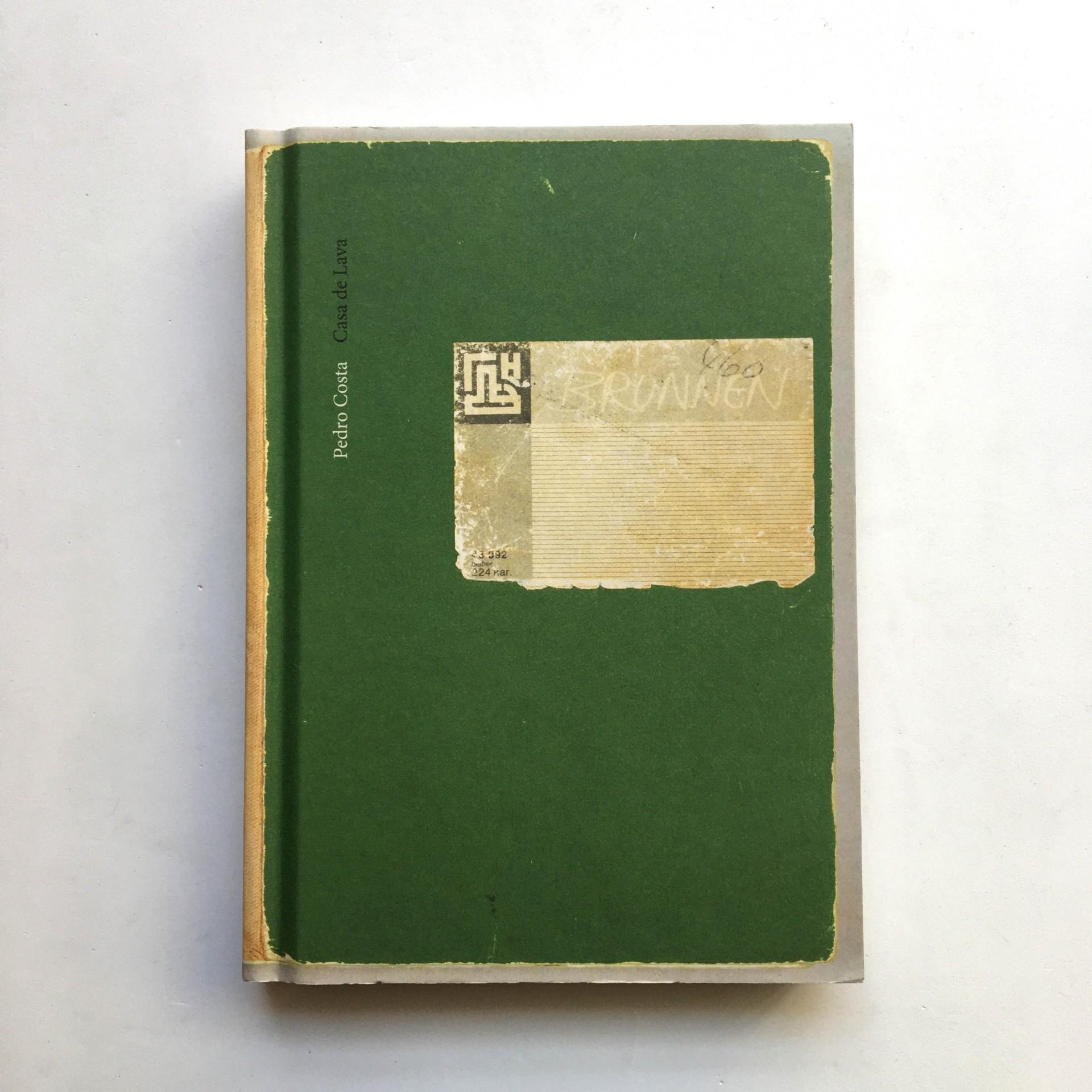 Casa da Lava - Caderno